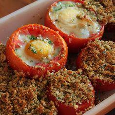 Foy Update: Combo Recipe for Stuffed Tomatoes - #healthyrecipe #healthy #lightrecipe #lightcooking #lowfat #lowcalorie