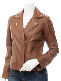 66e05a004a2 19 Best Personal Style: Brown Leather Jacket images in 2016 | Brown ...