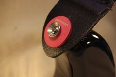 STRAP RUBBER RED