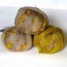 Zauberball 100 Licht im Schacht von Schoppel-Wolle - Heikes Handgewebtes