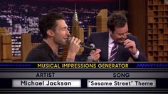 Adam Levine and Jimmy Fallon nail some tough, random musical impersonations
