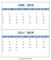 Cute June July 2018 Calendar To Print 2018 Calendar Printable Free, 2018 Calendar Template, Excel Calendar, Blank Calendar, Print Calendar, Templates Printable Free, Printables, June, Words