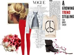 """""""Untitled #29"""" by lu-ribeiro ❤ liked on Polyvore"""