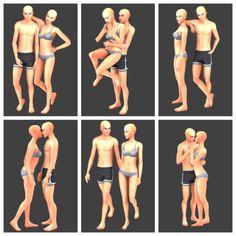 Sims 4 Poses En 2021 Sims Sims 4 The Sims