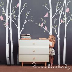"""- Detail - Size Item No. 90506 Overall Dimensions 133""""W x 96""""H (approx.) Tree Dimensions 1x 28.5""""W x 96""""H 1x 27""""W x 96""""H 1x 39.5""""W x 96""""H 1x 43""""W x 96""""H 1x 29.5""""W x 96""""H 1x 22""""W x 96""""H Whats Included"""