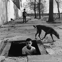 The Amazing Arthur Tress Shares His Dark, Surreal Photographs From The 1970s: Gothamist