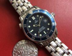 Used Omega Bond Qtz watch Omega Bond, Pre Owned Watches, Fine Watches, Omega Watch, Bracelet Watch, Bracelets, Accessories, Nice Watches, Bracelet