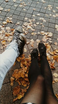 A beautiful Fall picture taken of HIM and HER.