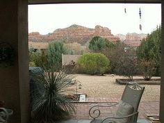 Relax con estilo y vistas espectaculares a las montañas rojizas de #Arizona. Intercambio de casa en Sedona, Estados Unidos.