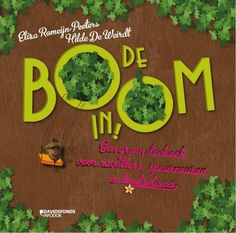 Een groen doeboek voor ravotters, speurneuzen en knutselaars Het bos saai? Vergeet het maar! Seizoen in, seizoen uit valt er tussen de bomen heel wat te beleven. Zoals dierensporen zoeken in de winter en een insectenhotel bouwen in de lente. Of op schattenjacht in de zomer en lekkere dingen koken met noten in de herst. Outdoor Education, Forest School, Business For Kids, Book Layouts, Middle