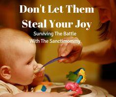 Love, Life, Laugh, Motherhood: Don't Let Them Steal Your Joy