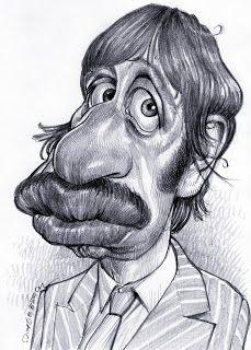 Ringo Starr by Jan Op De Beeck Sketching is fun!