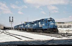 RailPictures.Net Photo: CR 8103 Conrail EMD GP38-2 at Lebanon, Pennsylvania by Bob Kise