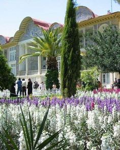 Eram Garden in Shiraz, Iran ~ 1 of 9 included on the Persian gardens list ~ UNESCO World Heritage List