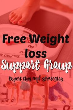 Free weight loss support  Free weight loss tips from an expert trainer!