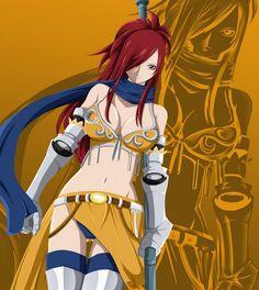 Erza Knightwalker, Fairy Tail