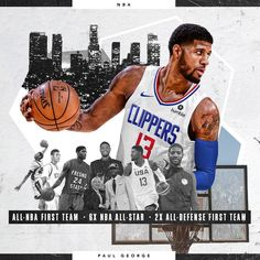 Los Angeles Clippers: Going going, back back, to Cali Cali… Nba Basketball Teams, Basketball Leagues, Basketball Jersey, Nba Western Conference, Lou Williams, Nba Pictures, Nba League, Sports Graphic Design, Basketball Photography