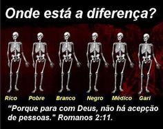 Diferença onde está