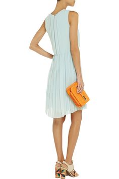 See by ChloéPleated voile dress