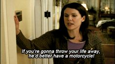 The 23 Wisest Things Lorelai Gilmore Ever Said