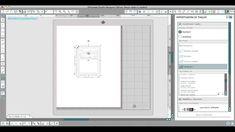 Video tutorial in italiano silhouette cameo :impostazioni taglio