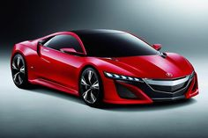 Acura NSX - When the NSX was introduced in 1990, it turned the sports car world on its ear. Up to that point, the exotic sports car was considered a purely European creation, but Honda came along with this and put Japan on the map.