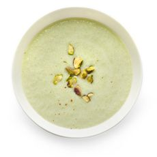 Ici : melon, menthe, pistaches. Twelve Cold Soup Recipes - Interactive Feature - NYTimes.com