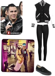 """Carlos Pena Jr 3"" by vallovesbtr-awesome ❤ liked on Polyvore"