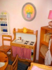 Waldorf Kindergarten Play Kitchen