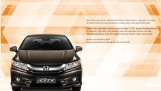 Honda The Power Of Dreams: All New City