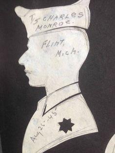 2757 - T/5 Charles Monroe, Flint, MI