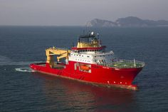 Polar King 110 M. ROV SURVEY/OFFSHORE LIGHT CONSTRUCTION VESSEL B-702-703Shipowner: Rieber ShippingYear of construction: 2010Country: Norway