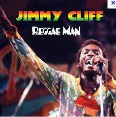 Jimmy Cliff Reggae Man
