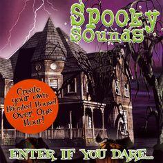 Halloween Sounds, Halloween Birthday, Halloween House, Birthday Fun, Happy Halloween, Scary Sounds, Halloween Cartoons, Hallows Eve, Vintage Halloween