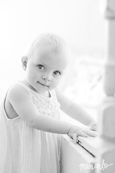 Cutie | baby portrait | © Memento fotografering