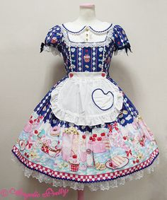 Angelic Pretty Diner Dollワンピース