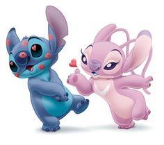 40 Stitch And Angel Ideas Stitch And Angel Stitch Disney Lilo And Stitch