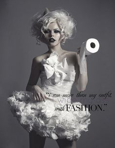 kerli knows where fashion's at.