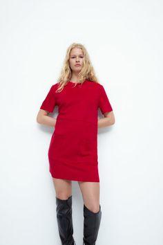 PRINTED MINI DRESS - Multicoloured | ZARA United Kingdom