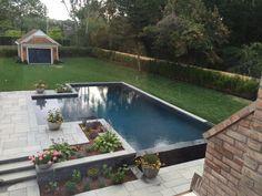 Pool Houses, House Ideas, Outdoor Decor, Home Decor, Interior Design, Home Interiors, Decoration Home, Pool House Shed, Interior Decorating