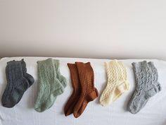 Yarn knitted warm handmade novelty cozy women unisex Casual durable Socks natural grey brown green beige flexible slippers socks&hosiery by SpecialhandmadTurkey on Etsy