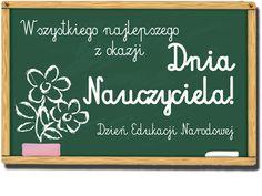 Dzień Nauczyciela Chalkboard Quotes, Techno, Art Quotes, Education, School, Diy, Poster, Bricolage, Do It Yourself