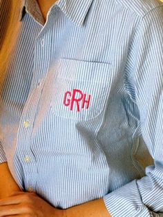 embroidered men's shirts for bridesmaids the morning of