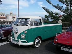 VW. T-1 Simple Cabina