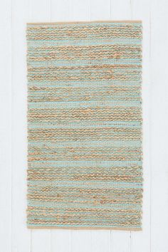 Clifton Rag Rug #urbanoutfitters