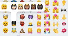 Infográfico: os emoticons como nova forma de linguagem no digital