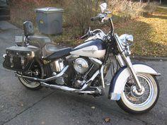 Fatboy Shovelhead | 1993 Harley Davidson 1340 Softail Fat Boy