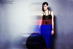 """inspired by """"Geo-Graphic"""" week, fashion photography, geometric print, Marni, video editorial"""