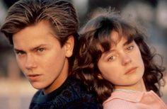 LITTLE NIKITA, River Phoenix, Lucy Deakins, 1988 | Essential Film Stars, River Phoenix http://gay-themed-films.com/river-phoenix/