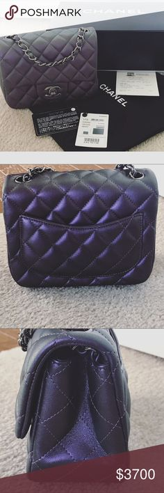 BRAND NEW 2017 CHANEL HANDBAG Literally brand new!!!! Comes with tags and everything CHANEL Bags Shoulder Bags